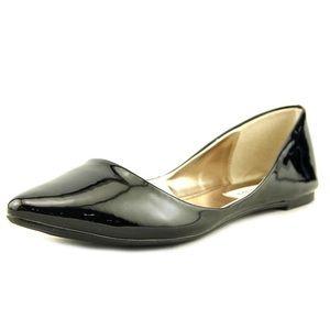 Steve Madden Inna Ballet Flats Shoes Size 9 Black